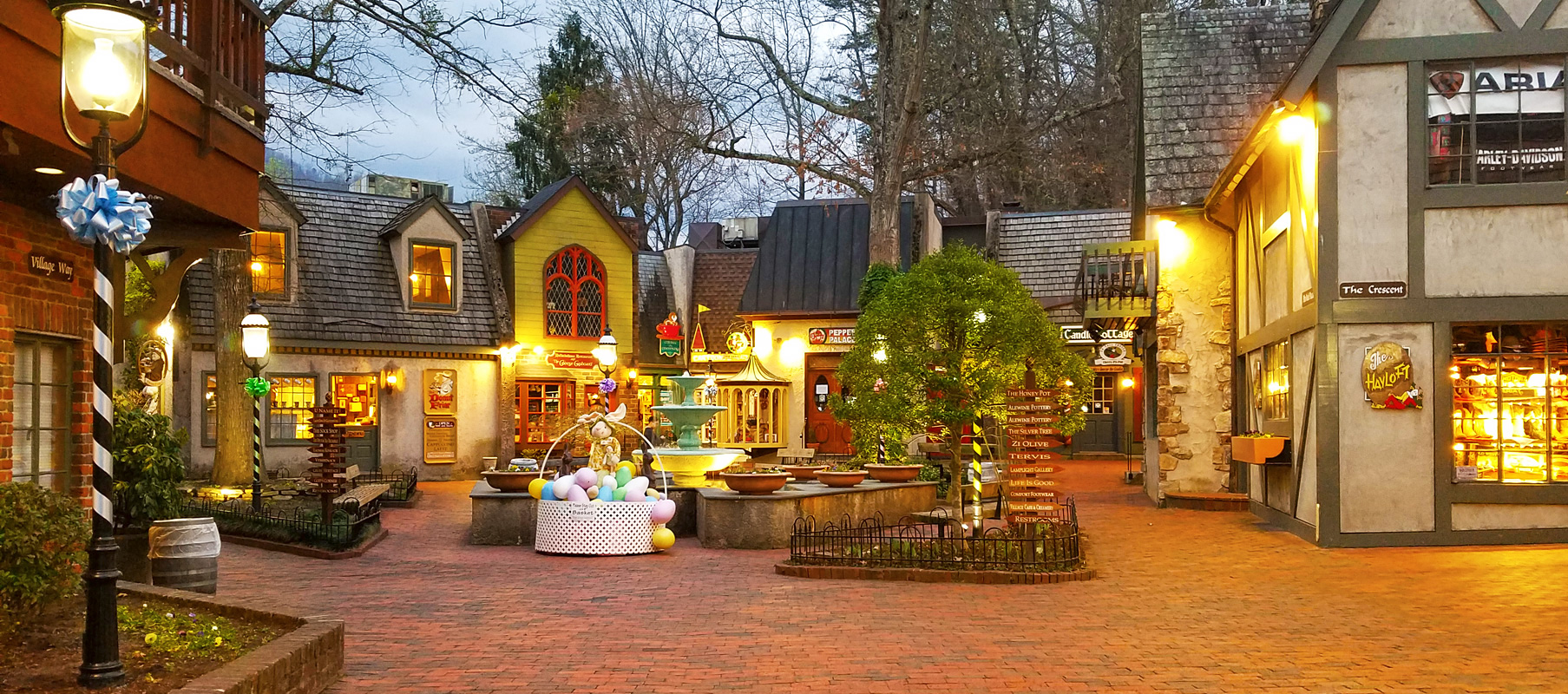 Village candle shop gatlinburg tn webcam